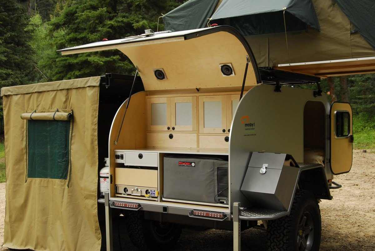 Teardrop Camper Kitchen For Sale
