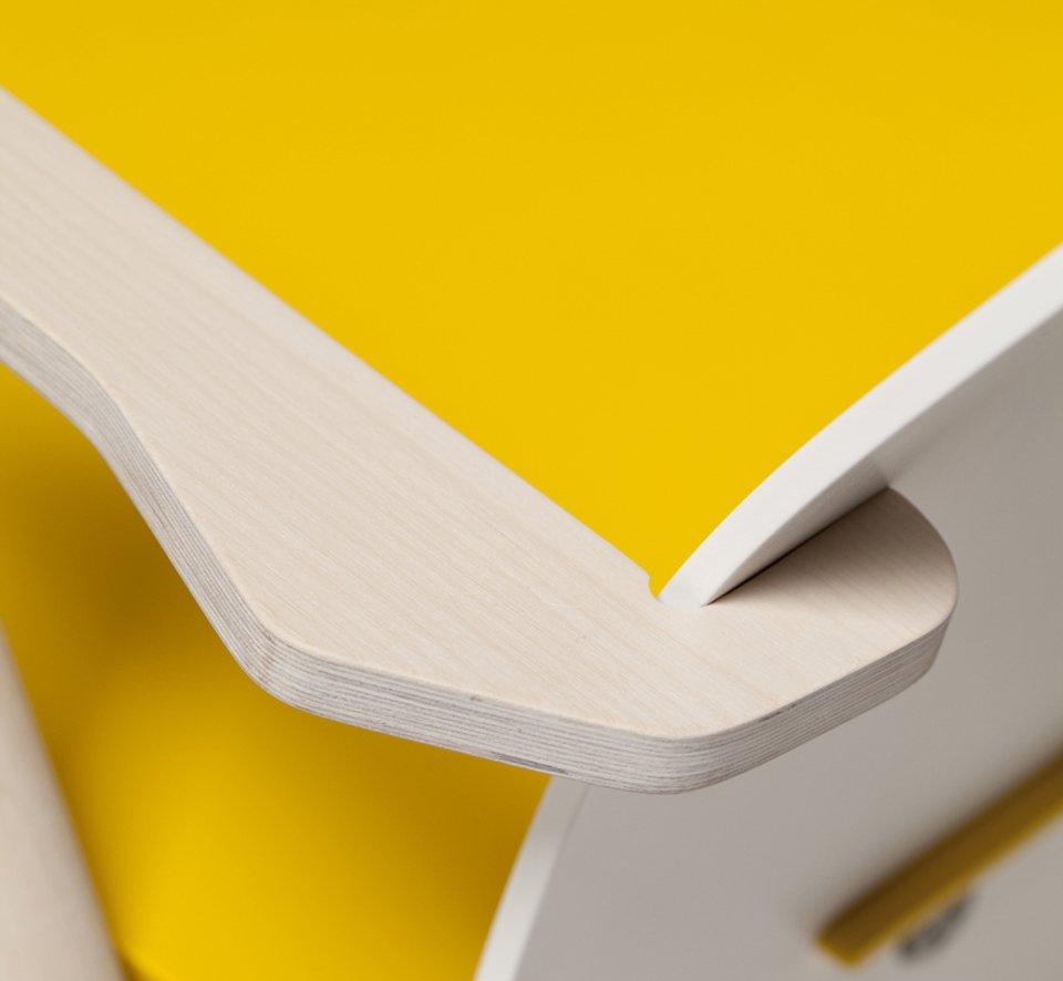 Ducky Furniture Set by Petteri Hakkinen