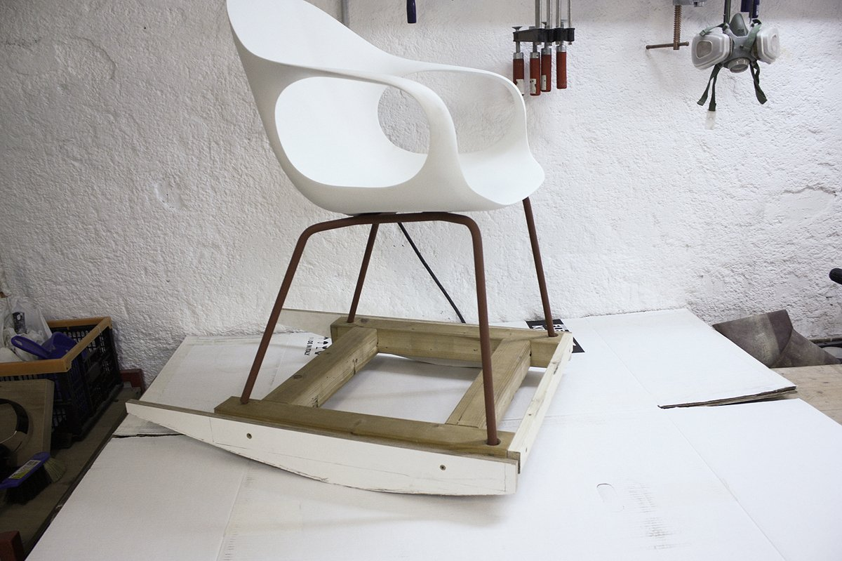 Super Elephant Rocking Chair By Kristalia Gmtry Best Dining Table And Chair Ideas Images Gmtryco