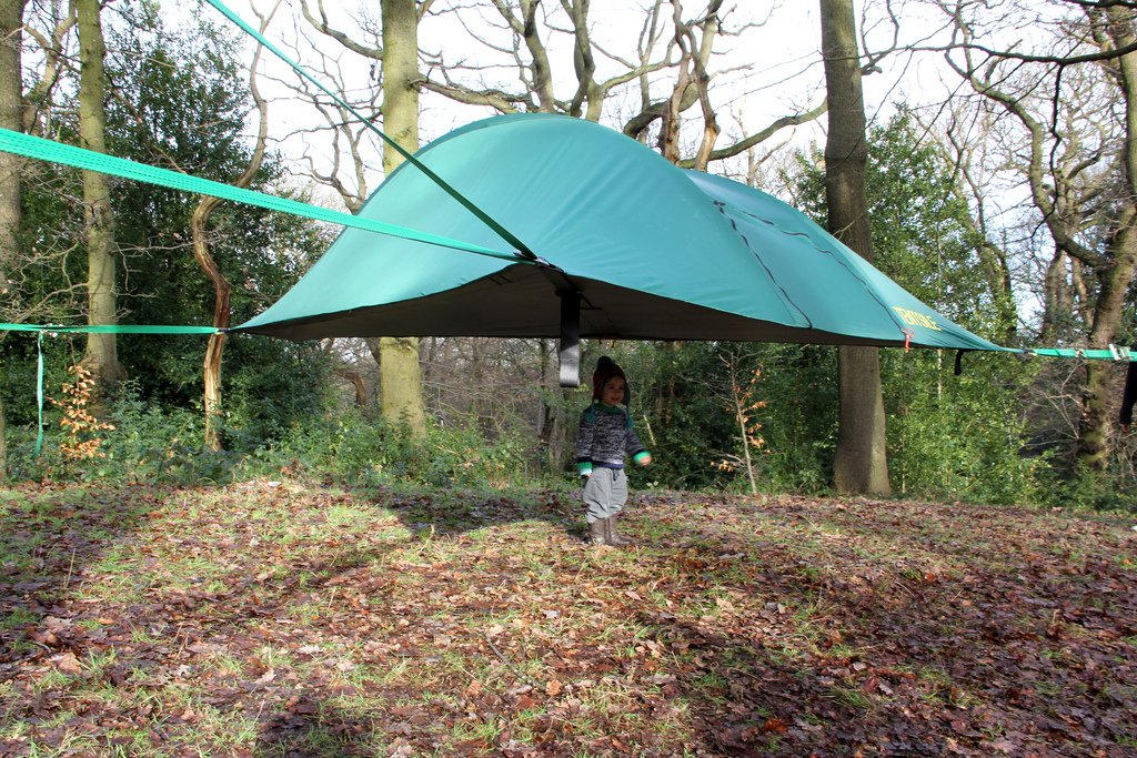 & Tentsile Stingray Suspended Tent