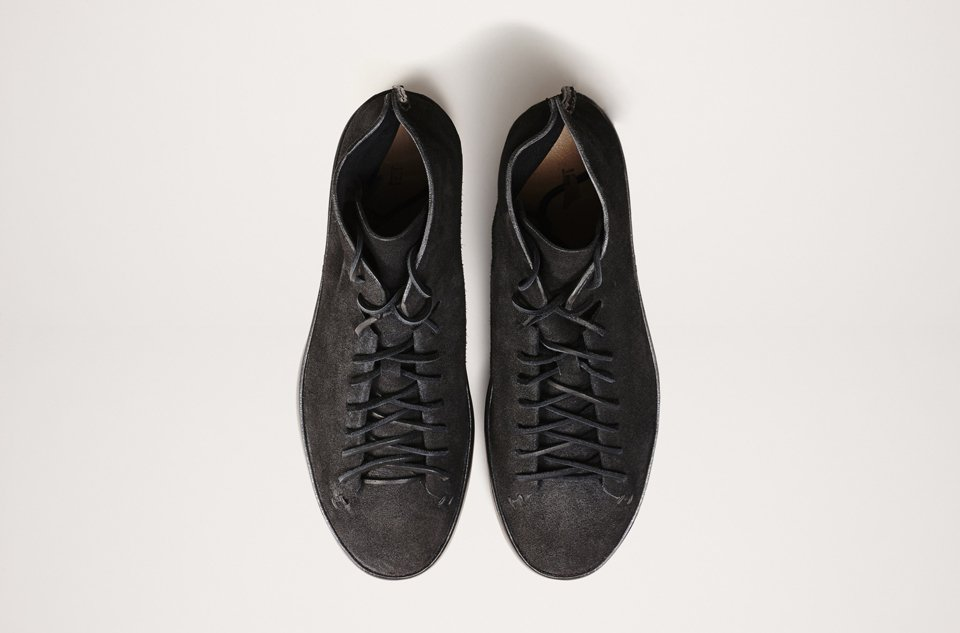 Vegetable Dyed Leather Shoes