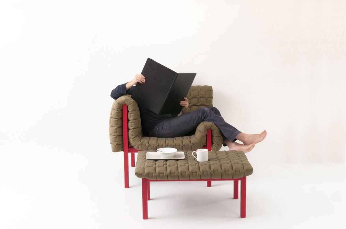 Armchair Ruch 233 By Inga Semp 233 For Ligne Roset