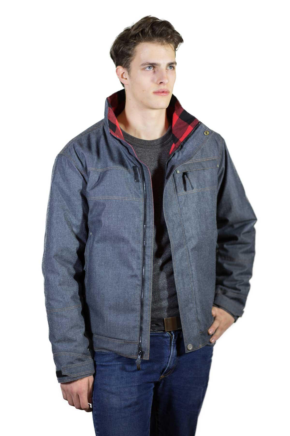 Burnside Alpha Jacket from WILD Outdoor Apparel