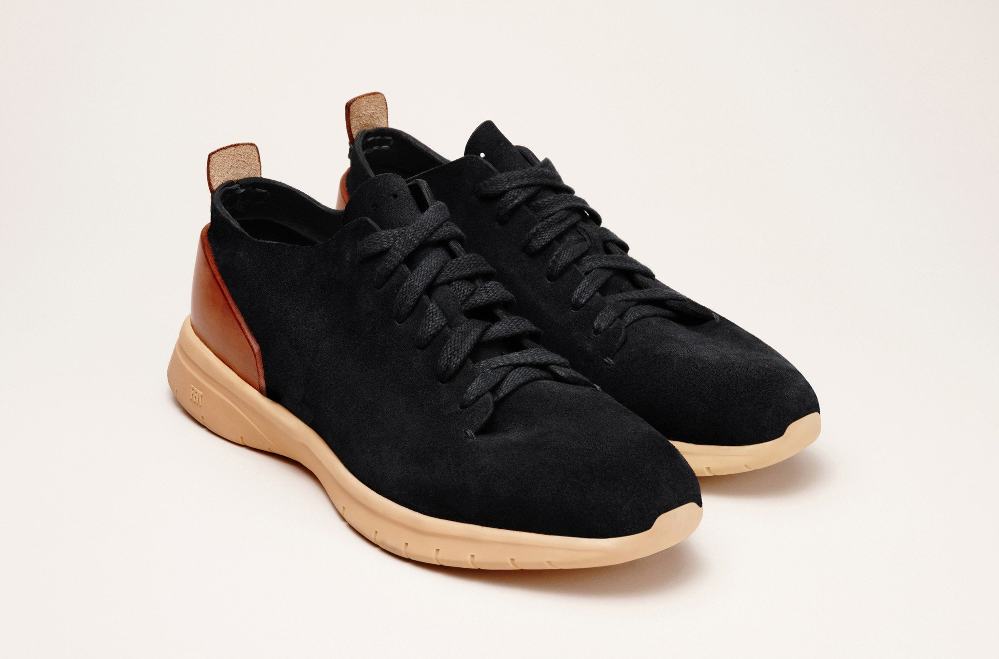 Completely Black Shoes