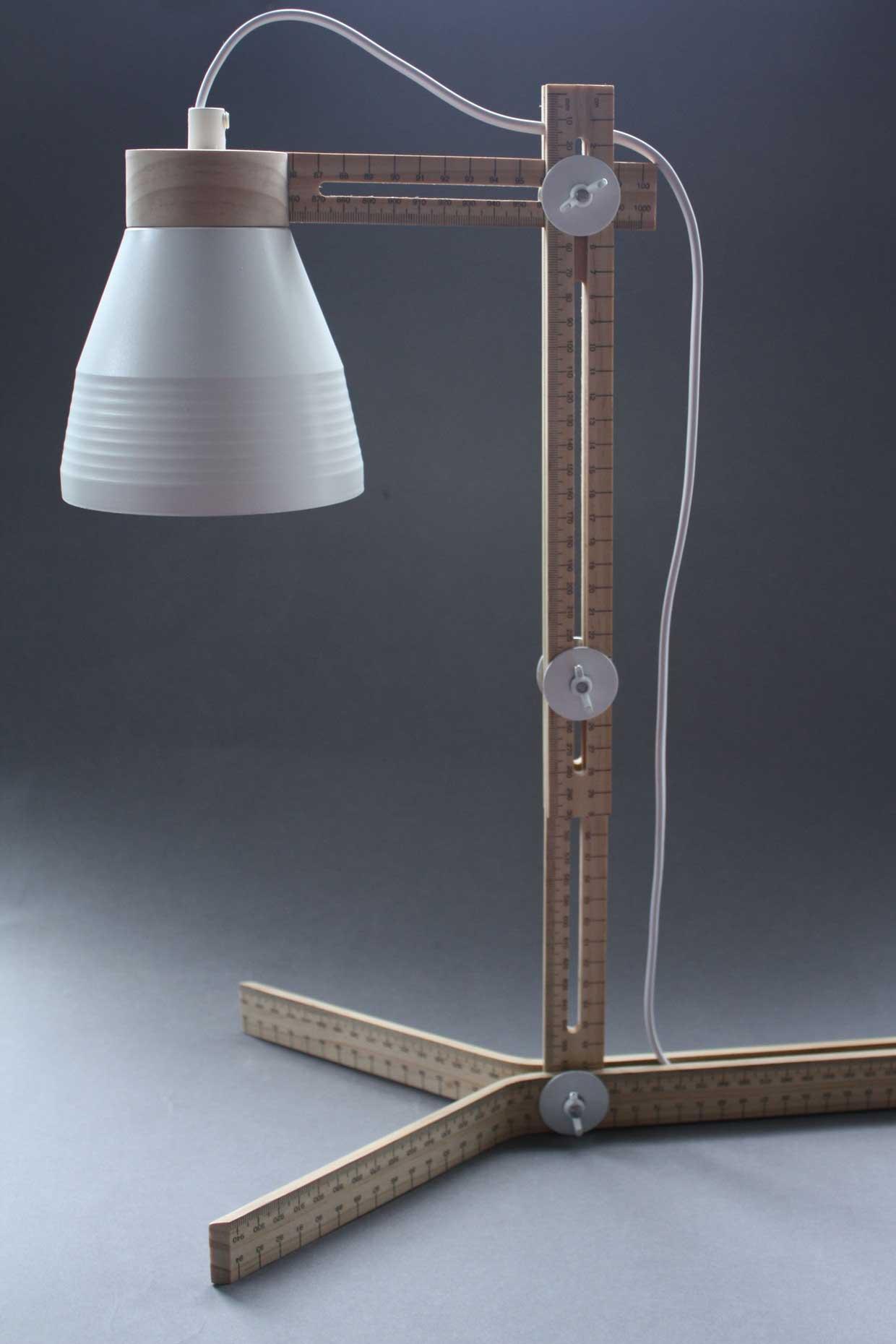 Made To Measure Table Lamp By Nikolai Sorensen