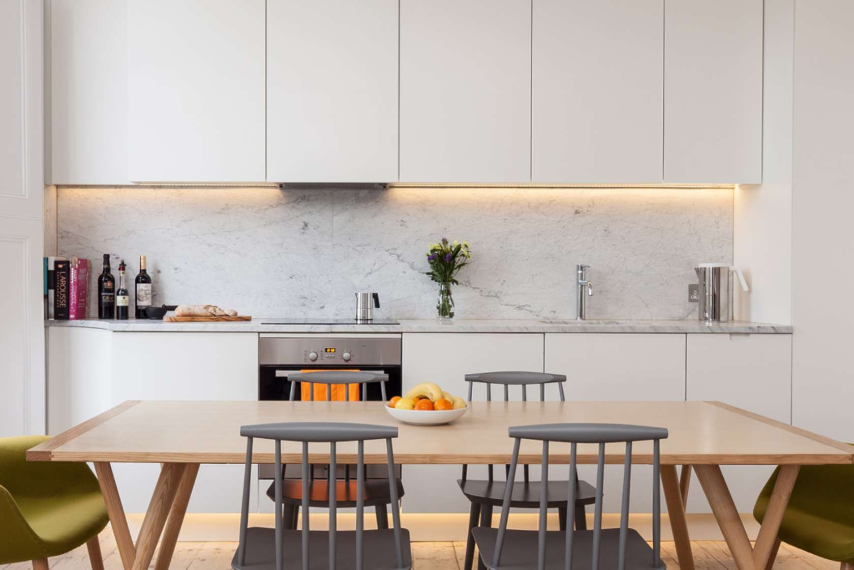 Refurbished Flat In Islington By Ben Ridley Architect