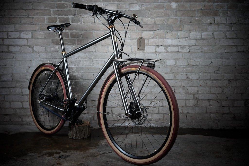 Basilisk A German Made Commuter Bike