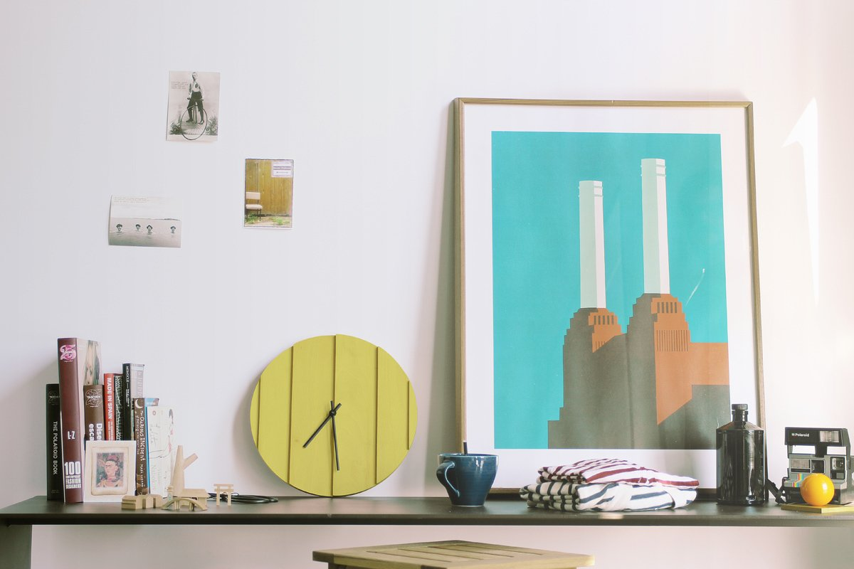 Bright Colors For The Kitchen