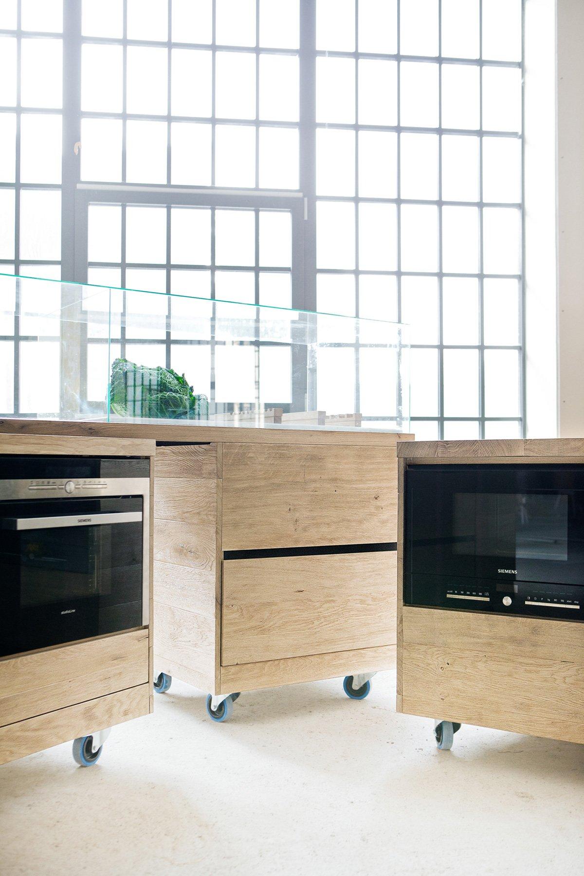 Siemens Foodlab Modular Kitchen