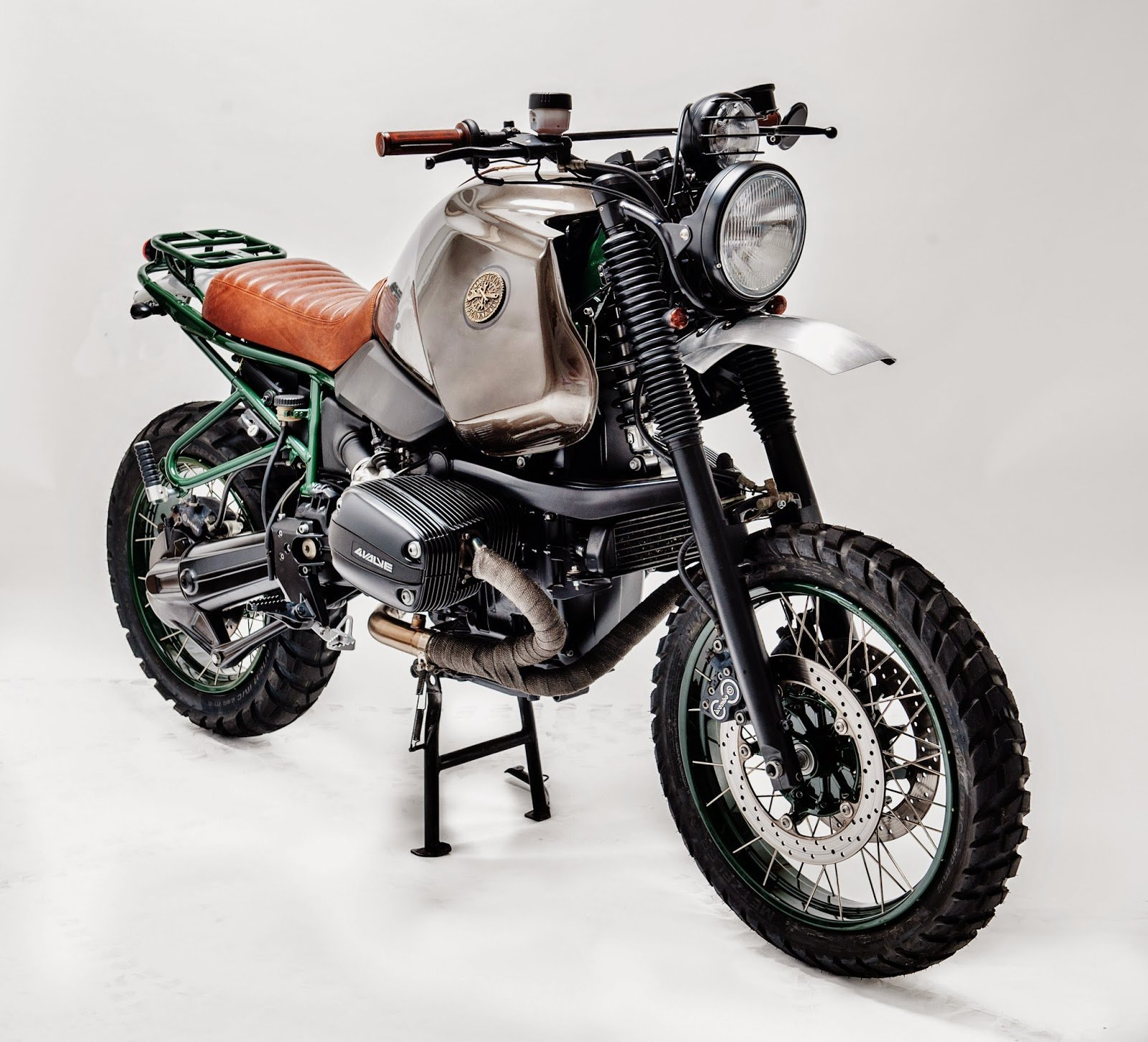 Buldozzer Officine Sbrannetti S Custom Build Of A Bmw