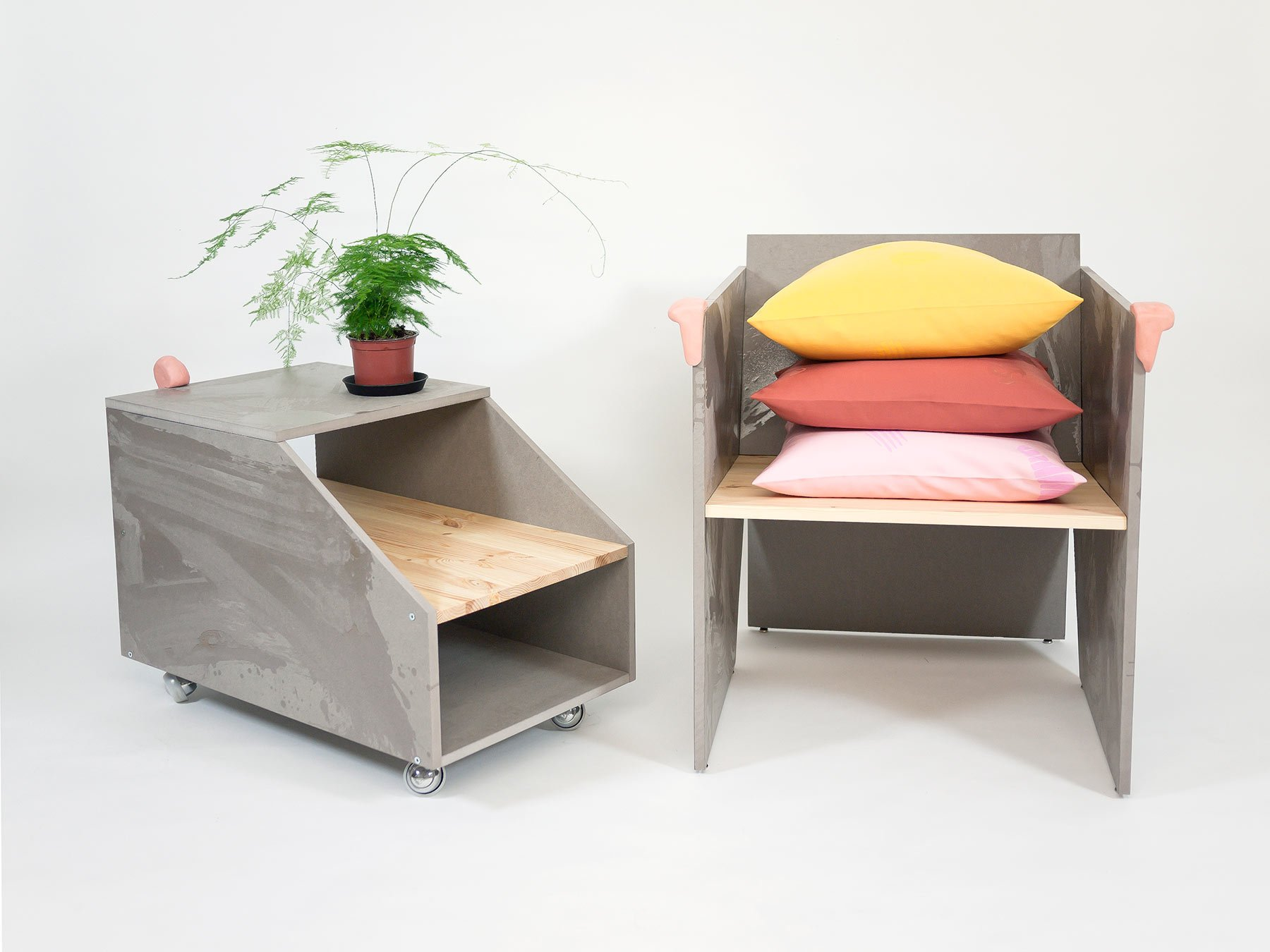 Rapid handmade furniture by jenny nordberg for Muebles hechos a mano