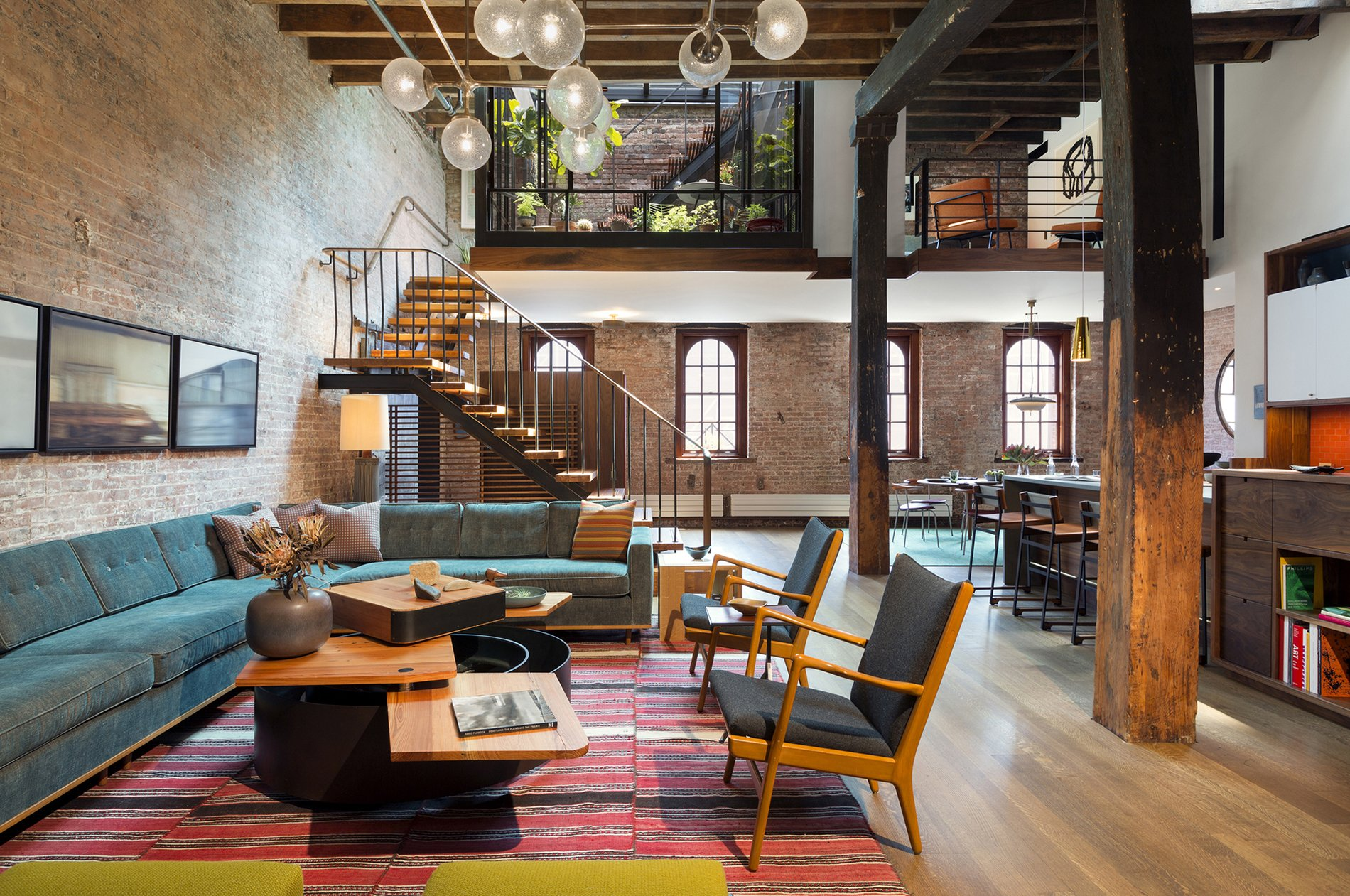 Tribeca Loft Renovation in a Former Caviar Warehouse