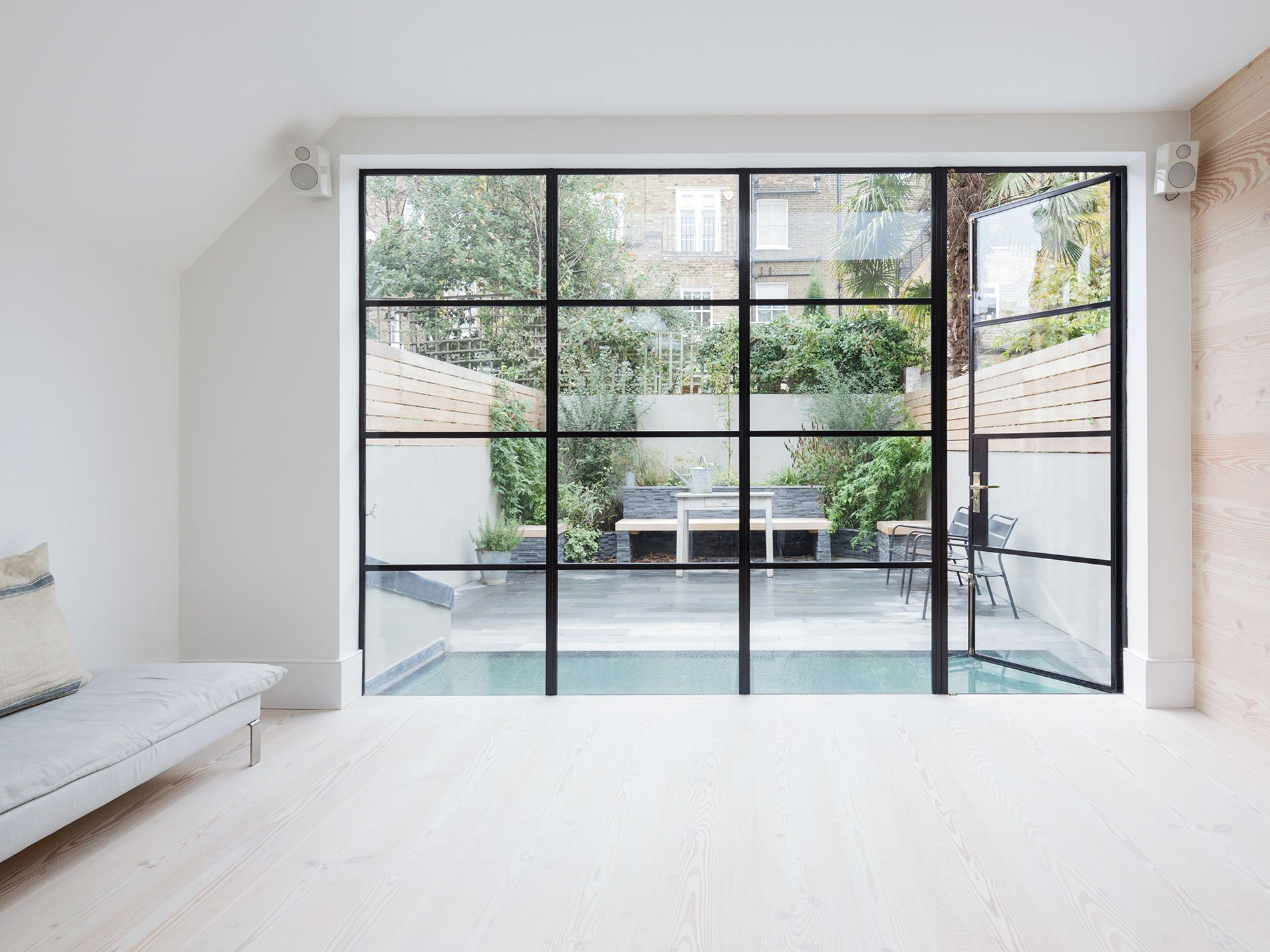Minimalist Family Home Renovation in London