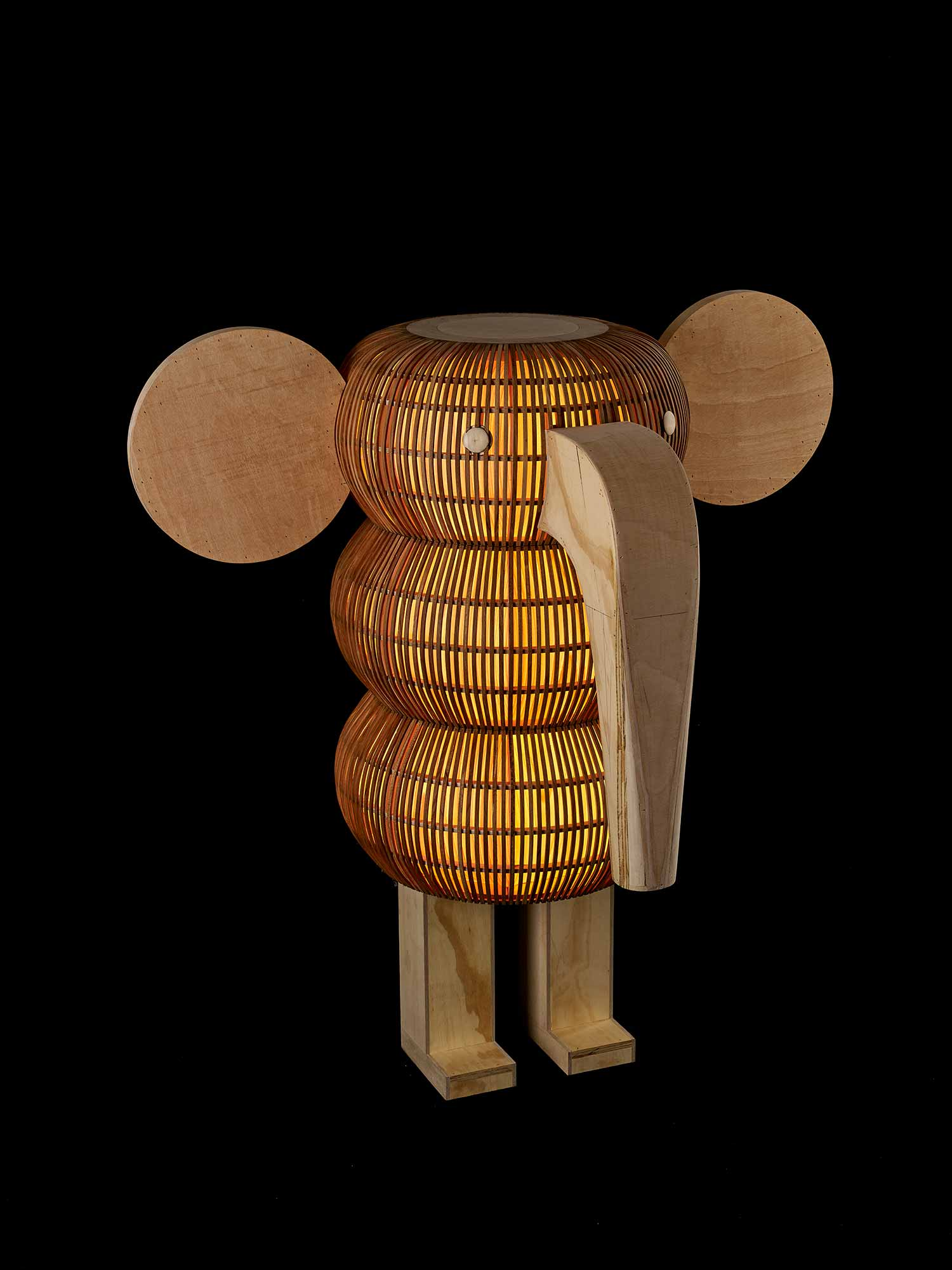 The Elephant in the Room: Animal-Inspired Lighting by LZF ...