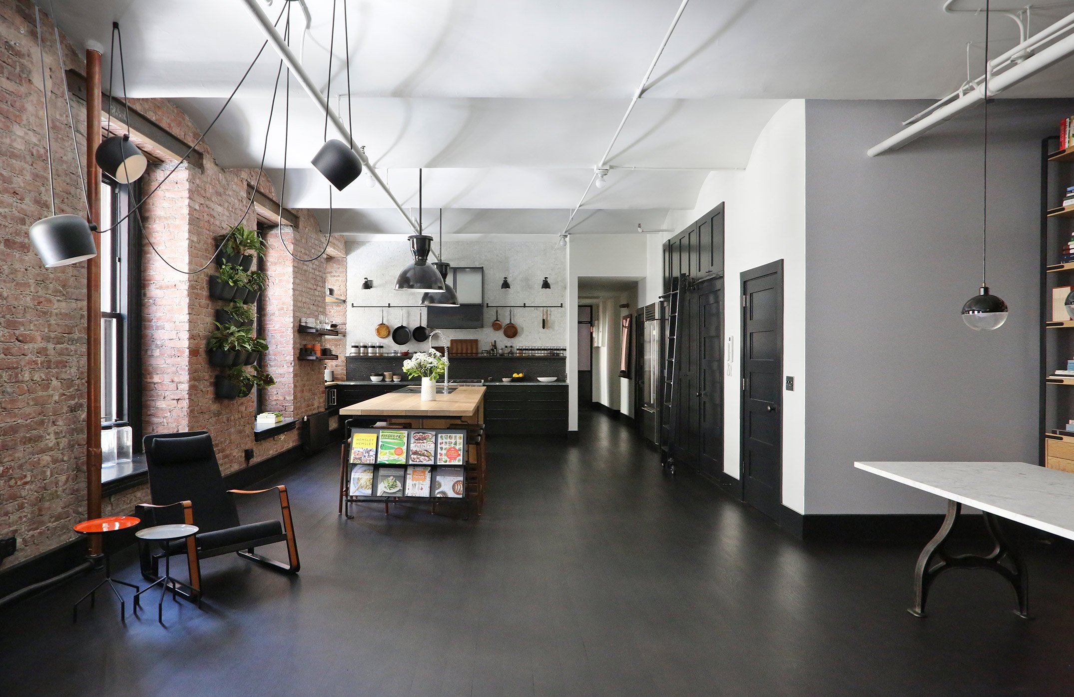 Great jones loft in new york for Loft new york affitto