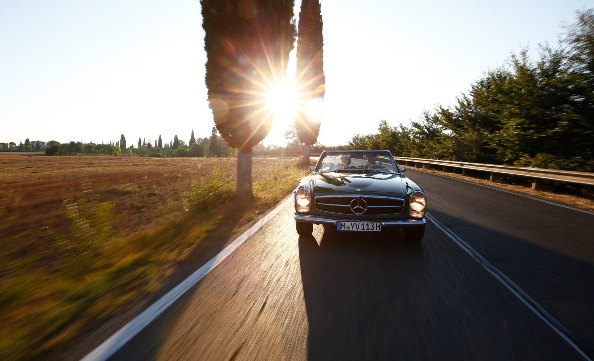 San Francisco Mercedes >> Mercedes-Benz Classic Car Travel