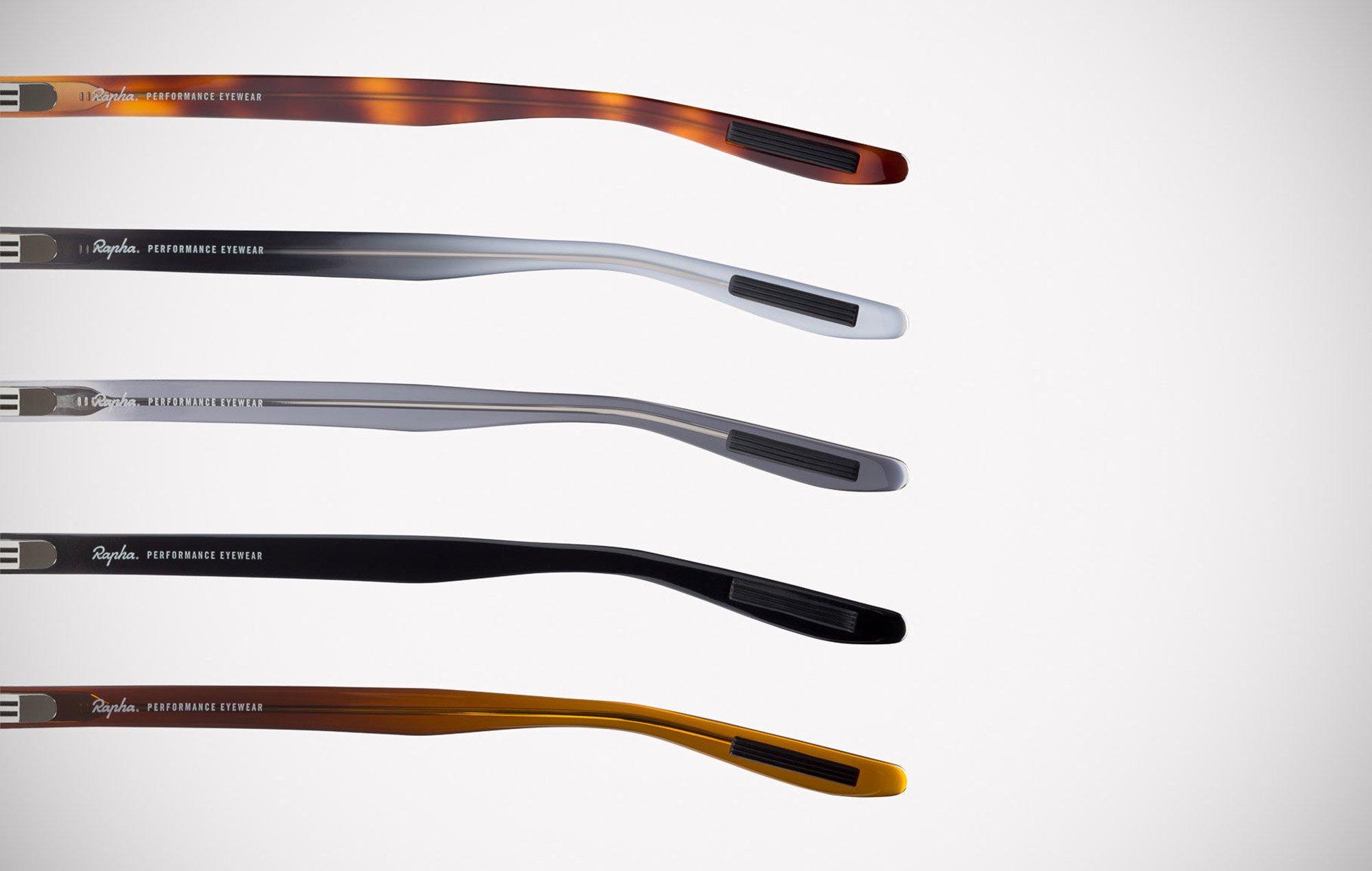 The Handmade Rapha Classic Glasses II