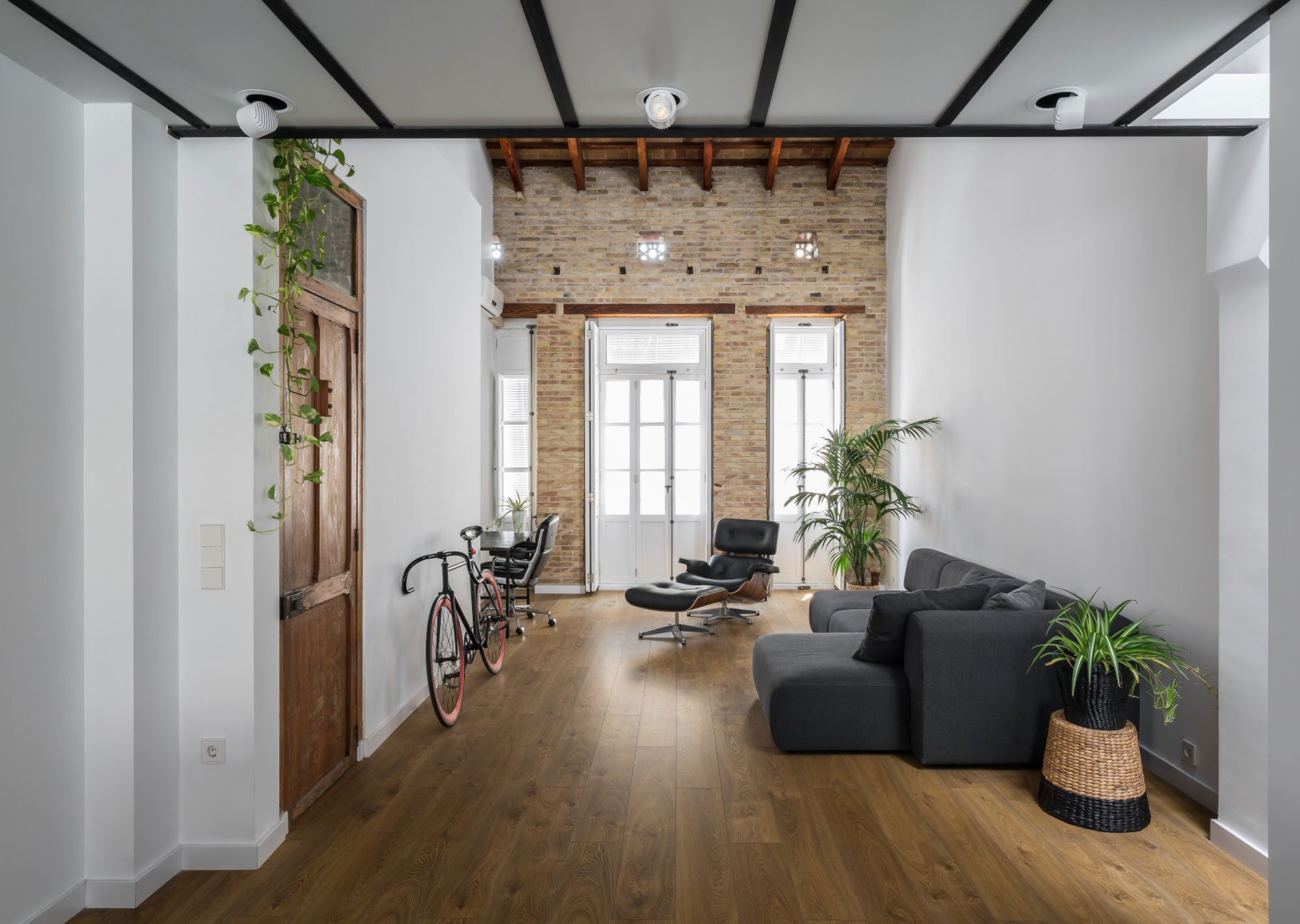 A Beautifully Renovated Loft In Valencia Spain