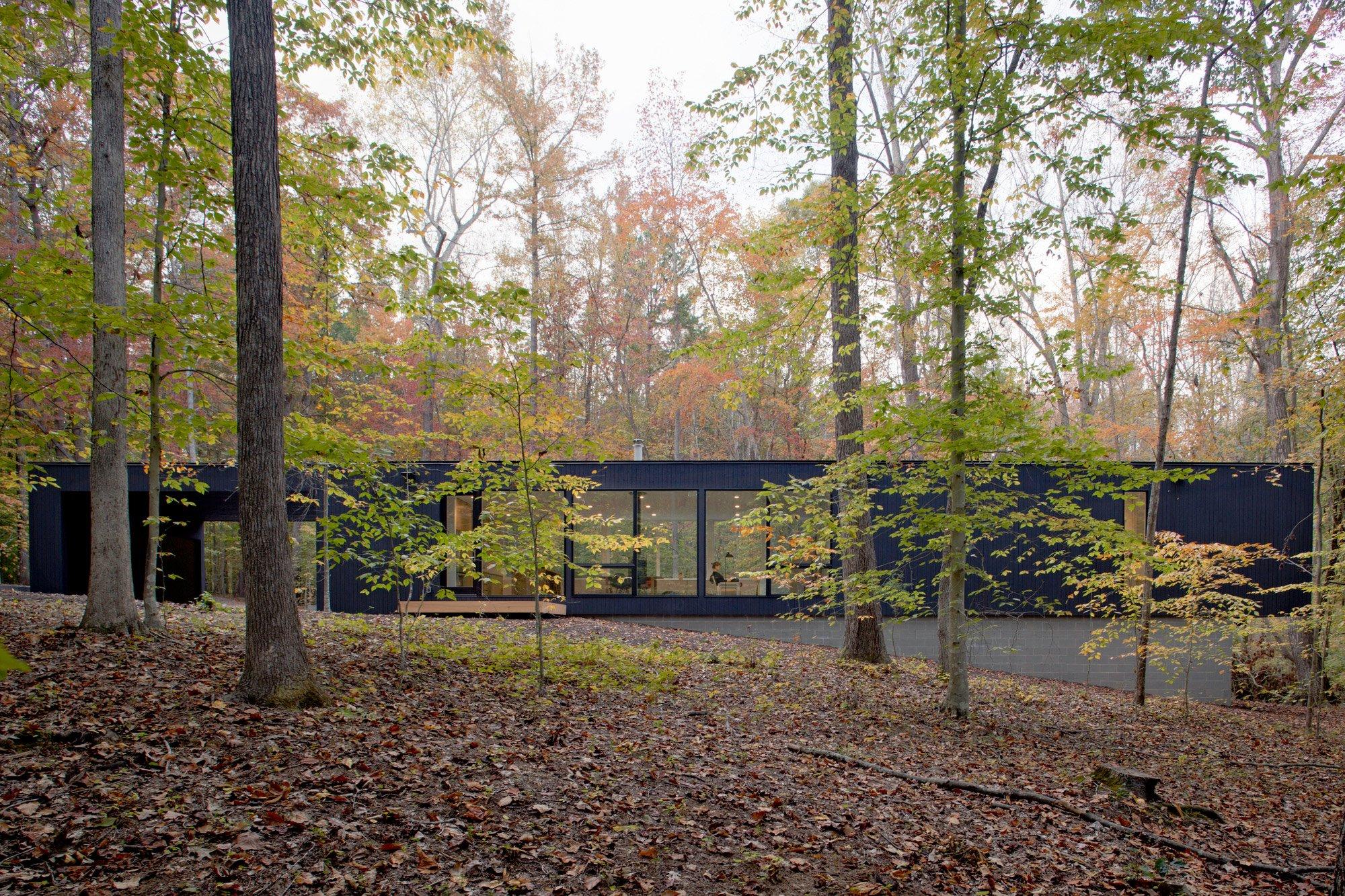 the corbett residence. Black Bedroom Furniture Sets. Home Design Ideas
