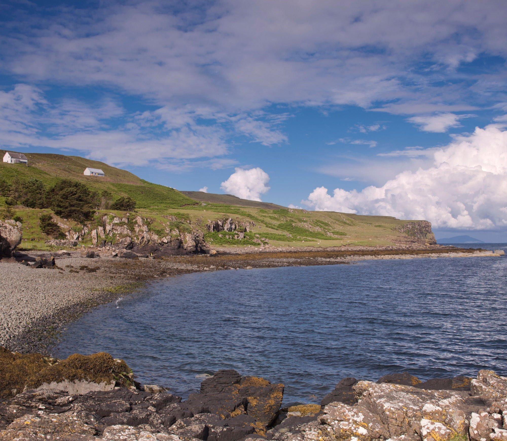 The Tinhouse On The Isle Of Skye