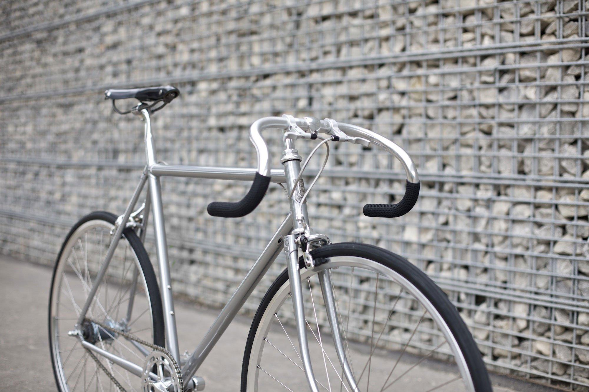 The Limited Edition Fleet DB Silver by Freddie Grubb