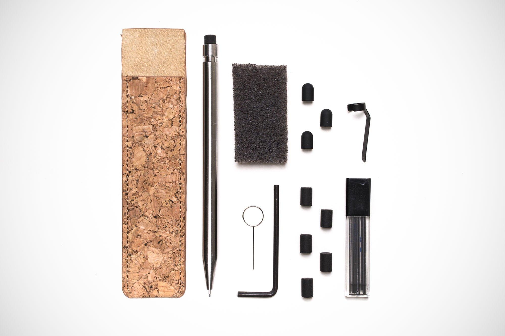 Minimalist Flatware The Modern Fuel Pencil 2 0