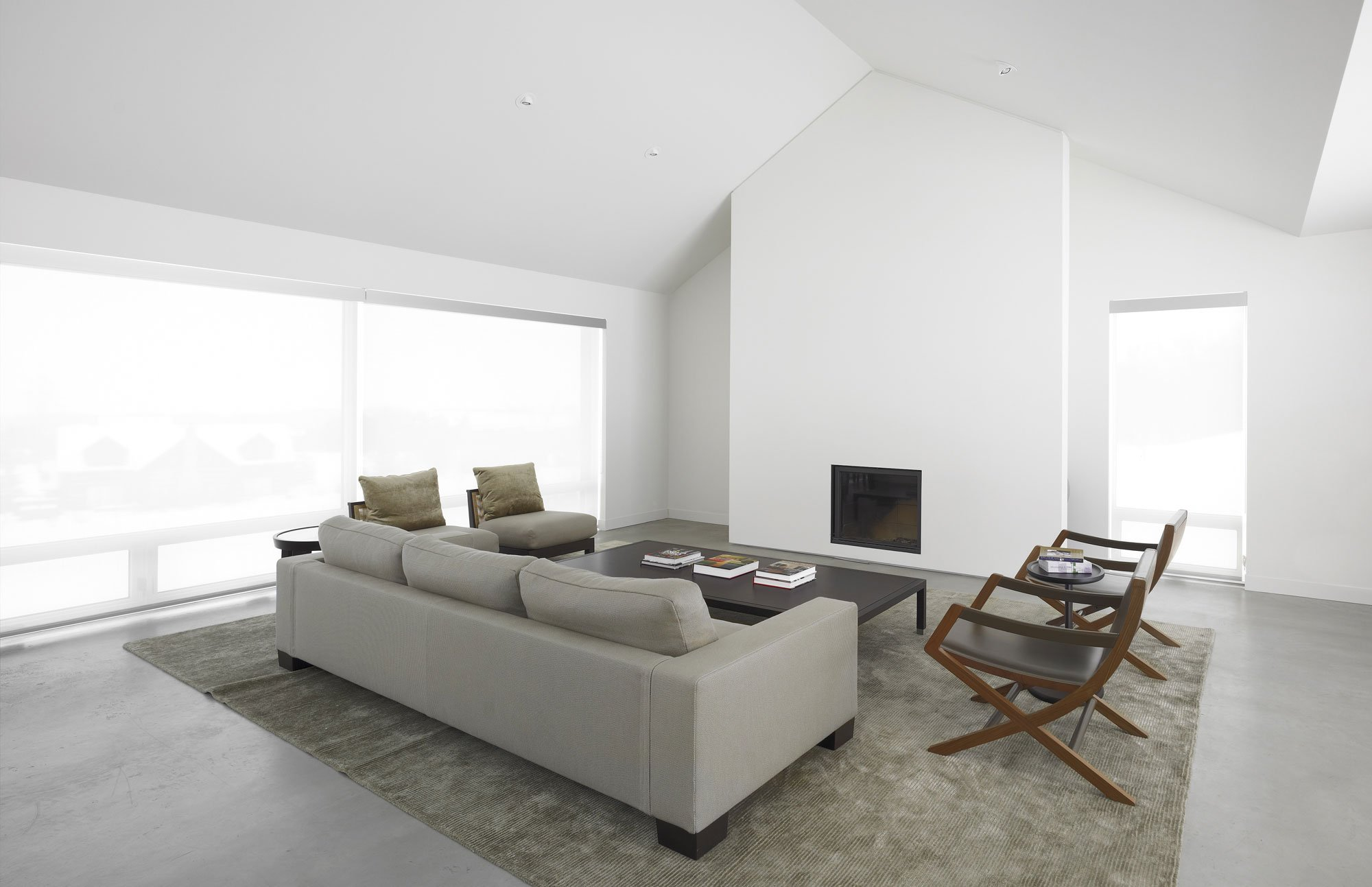 A minimalist and modern chalet for Minimalist student room