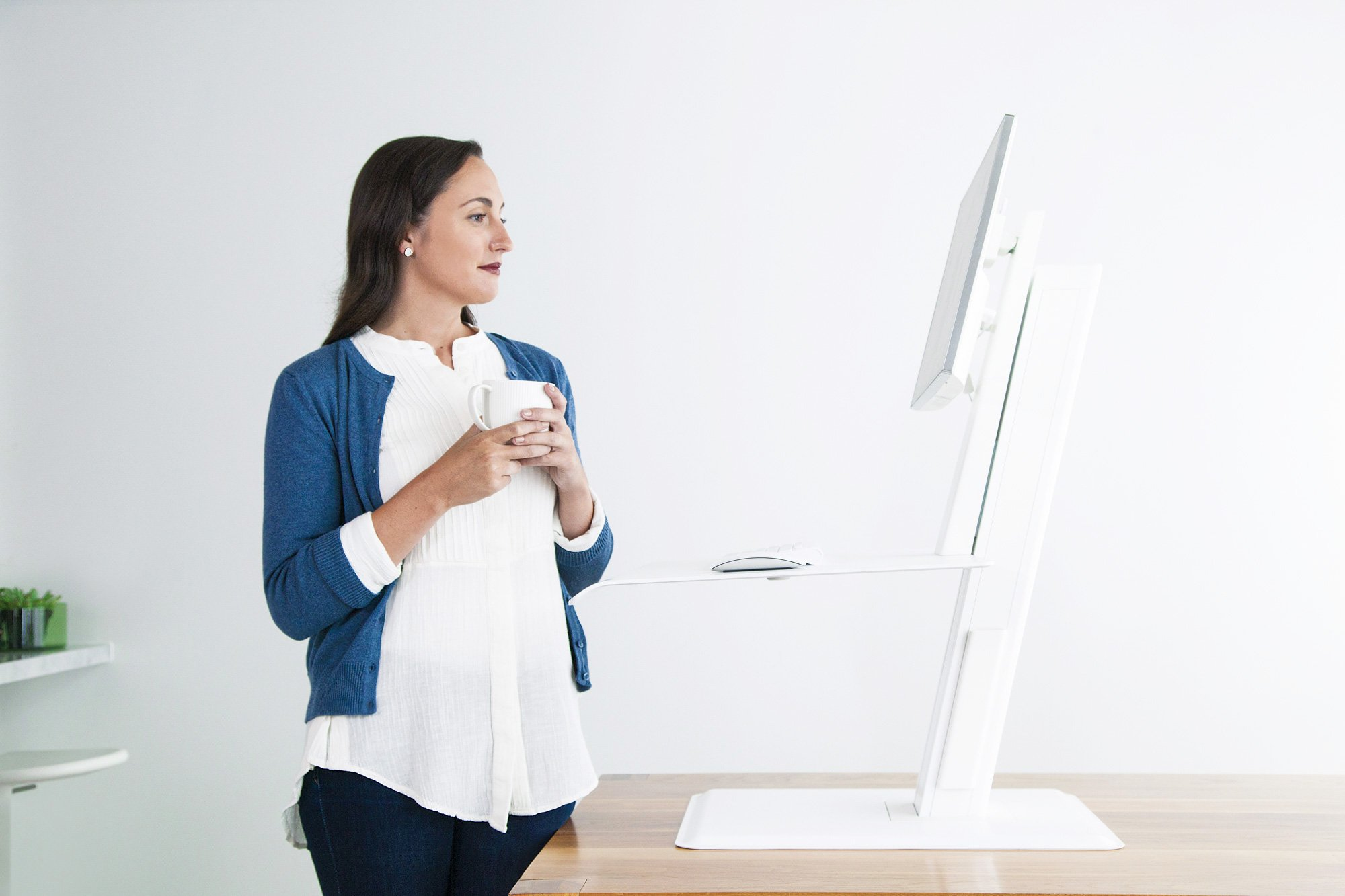 Introducing Humanscale S Quickstand Eco Standing Workstation