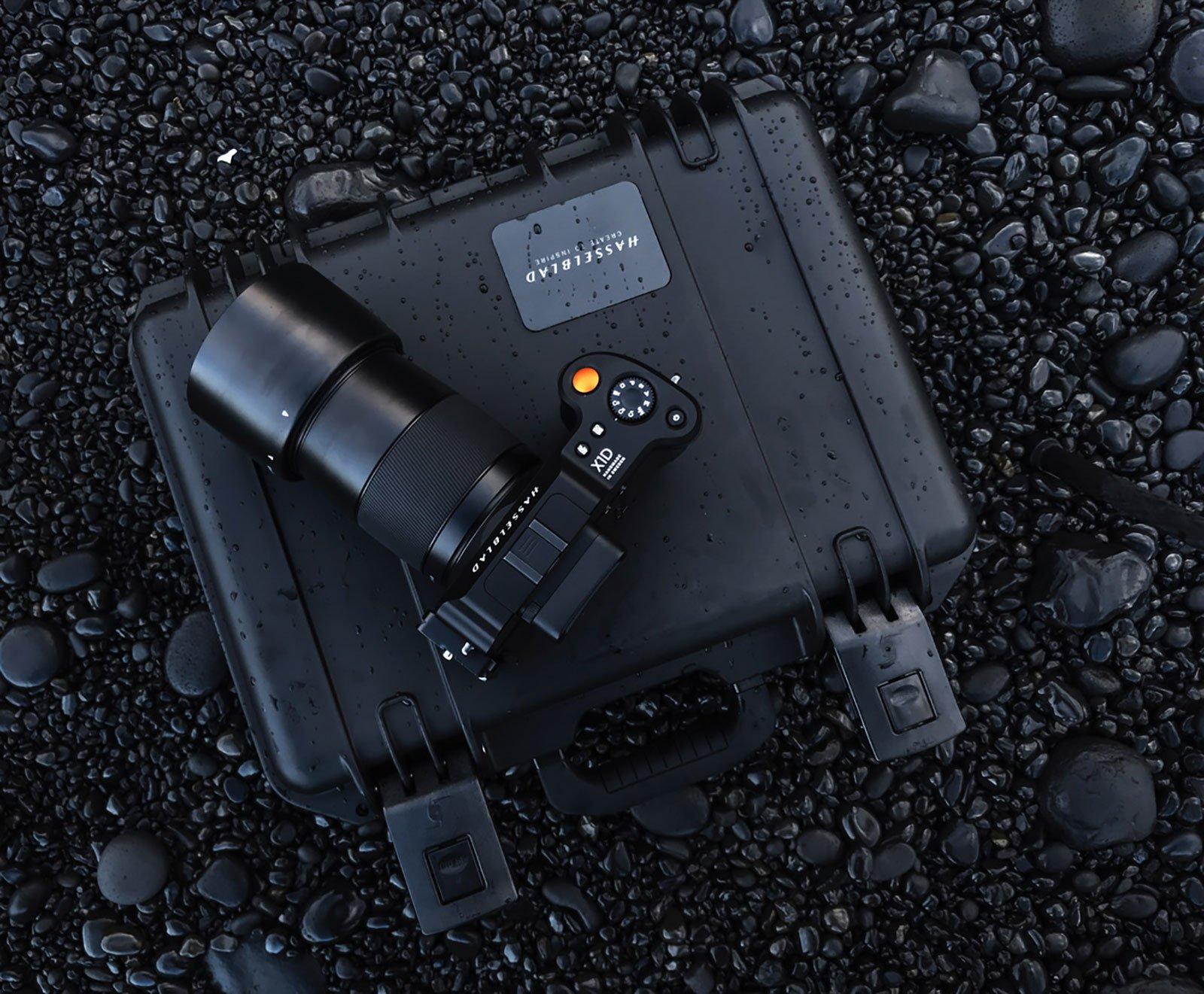 Hasselblad's X1D Field Kit