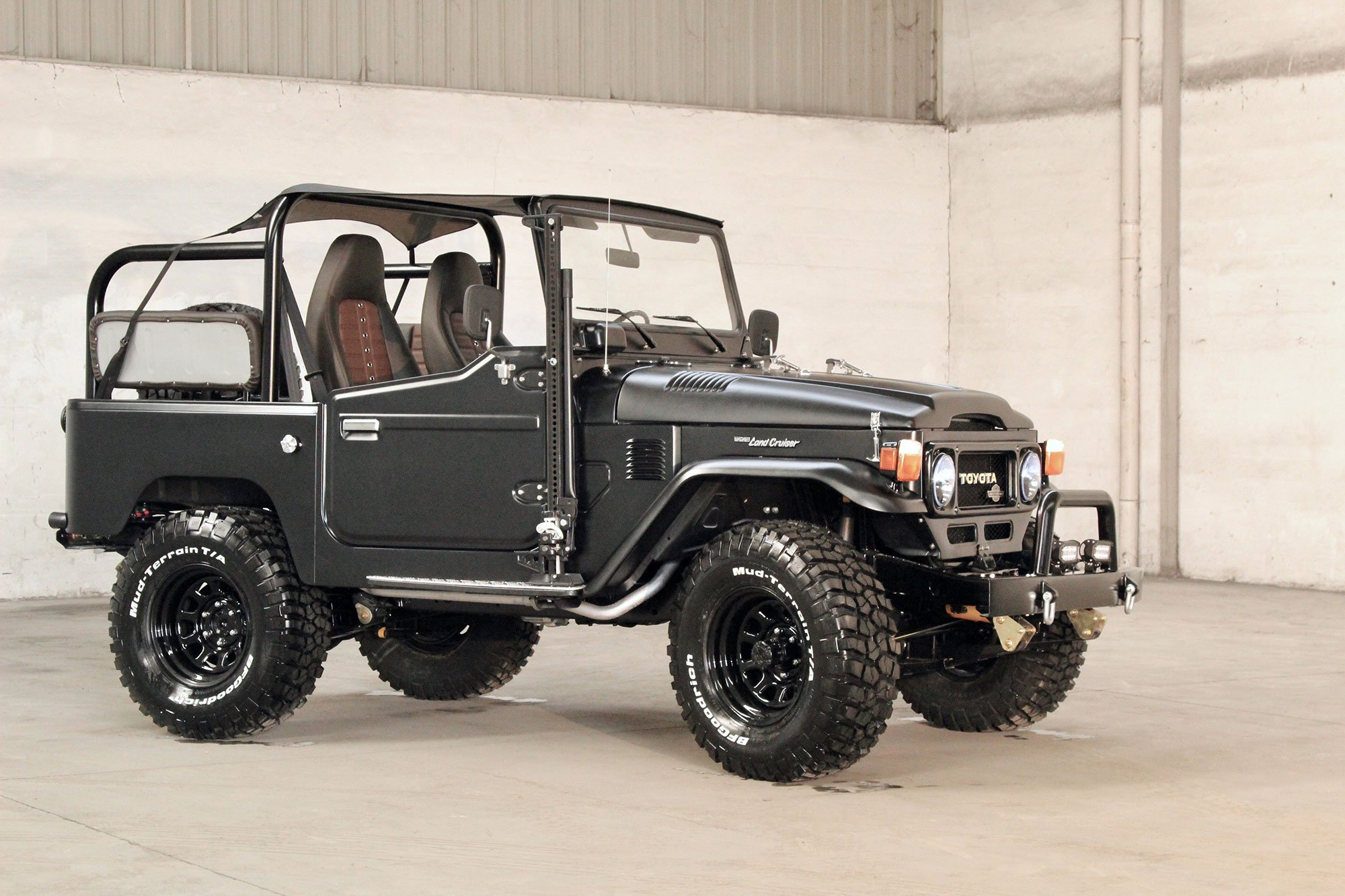 1960s Toyota Land Cruiser Custom
