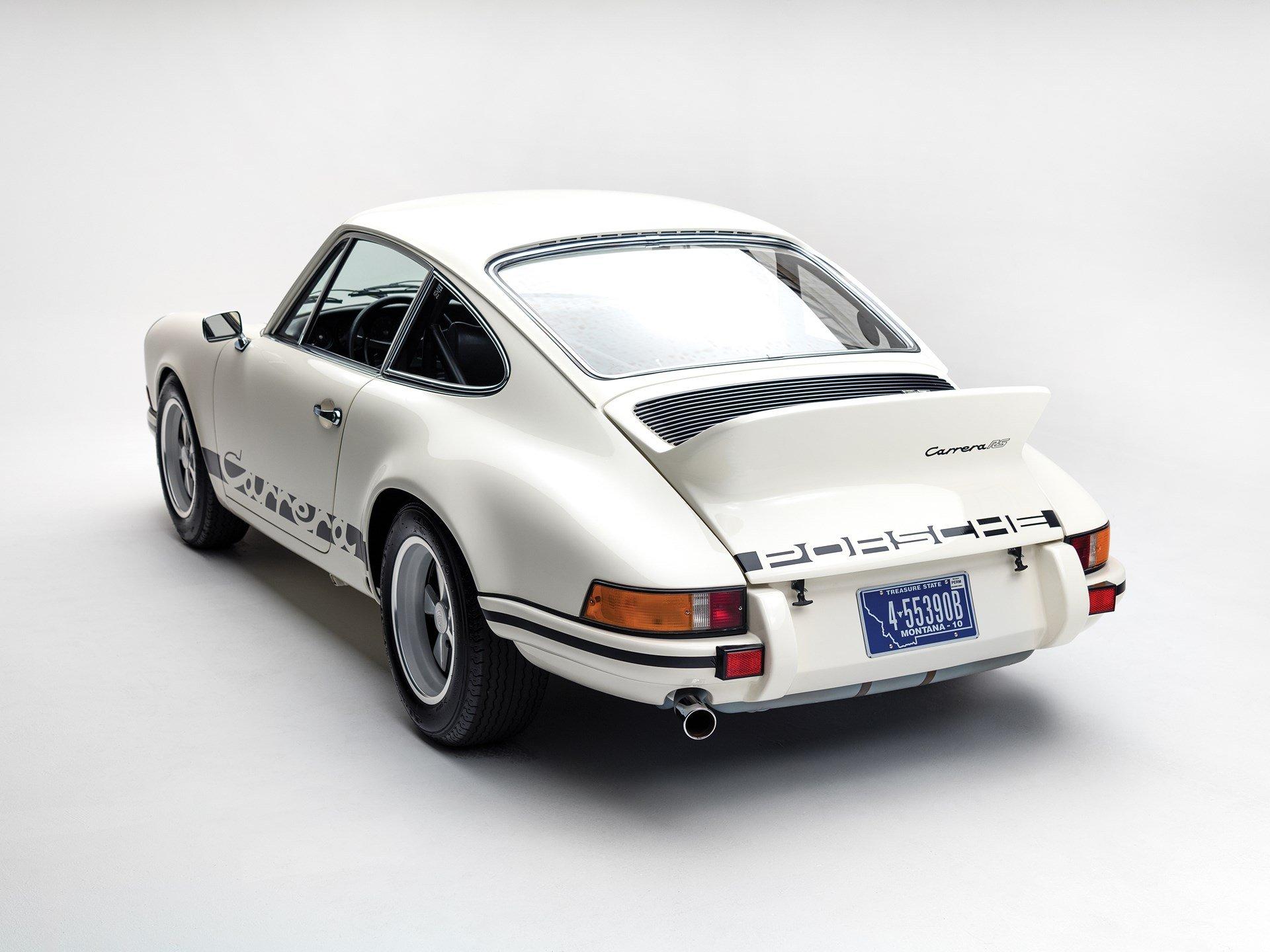1973 Porsche 911 Carrera Rsh 2 7