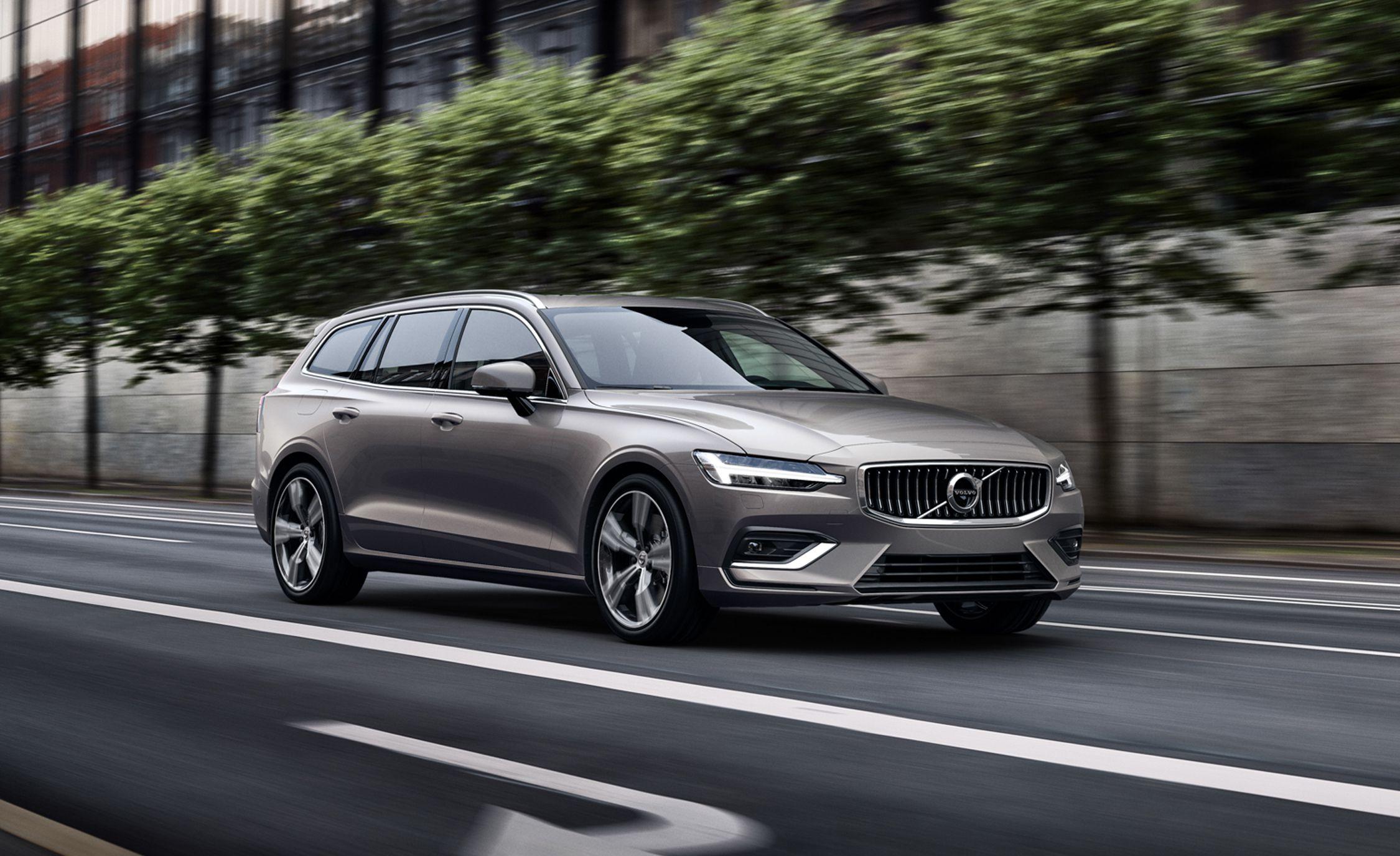 2019 Volvo V60 Cross Country >> The 2019 Volvo V60 Cross Country