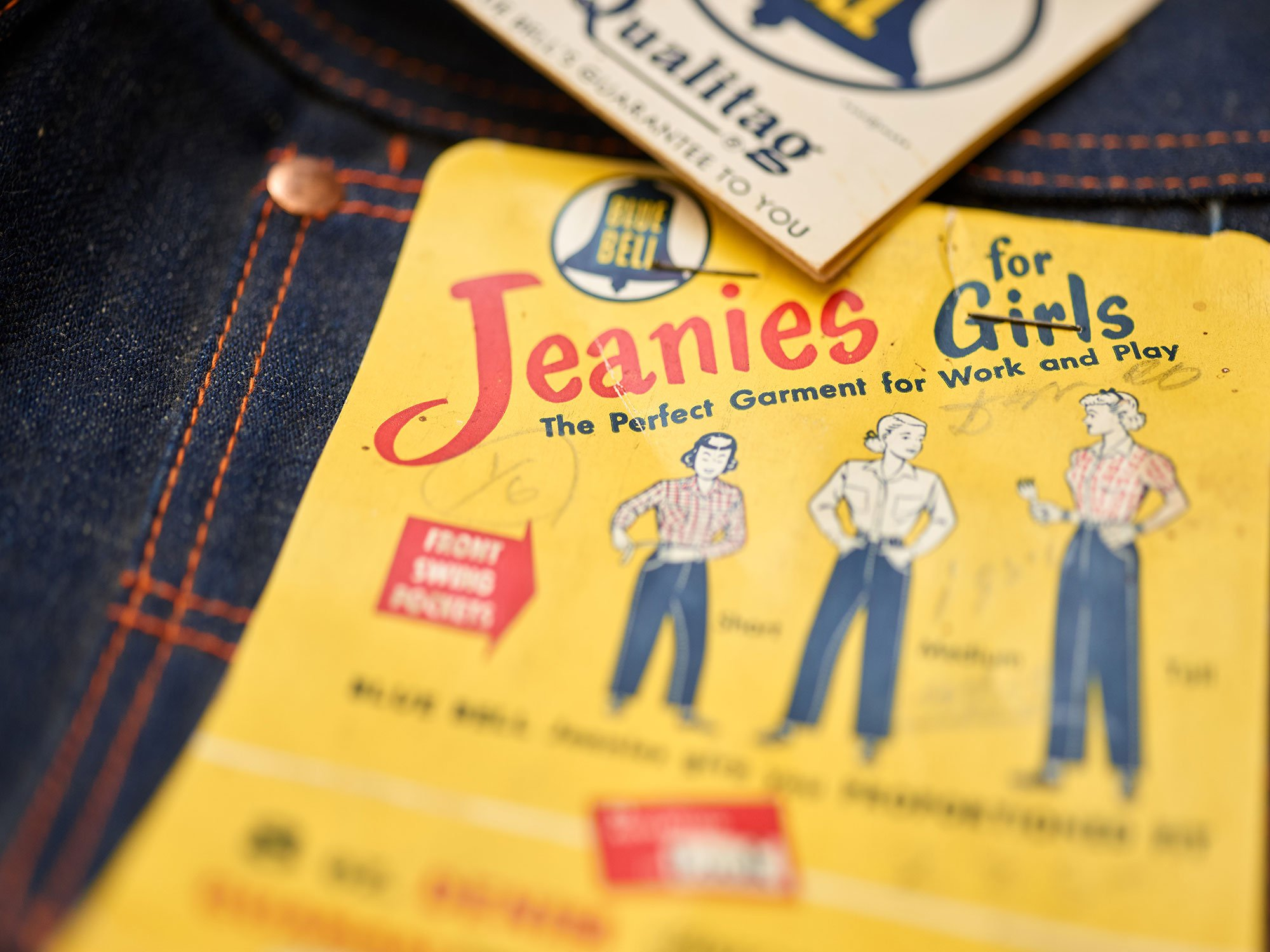 ... Dawson Denim, Endrime, Eat Dust, or Butcher of Blue, among others. Denim  Branded: Jeanswear's Evolving Design Details is available from October,  2018.